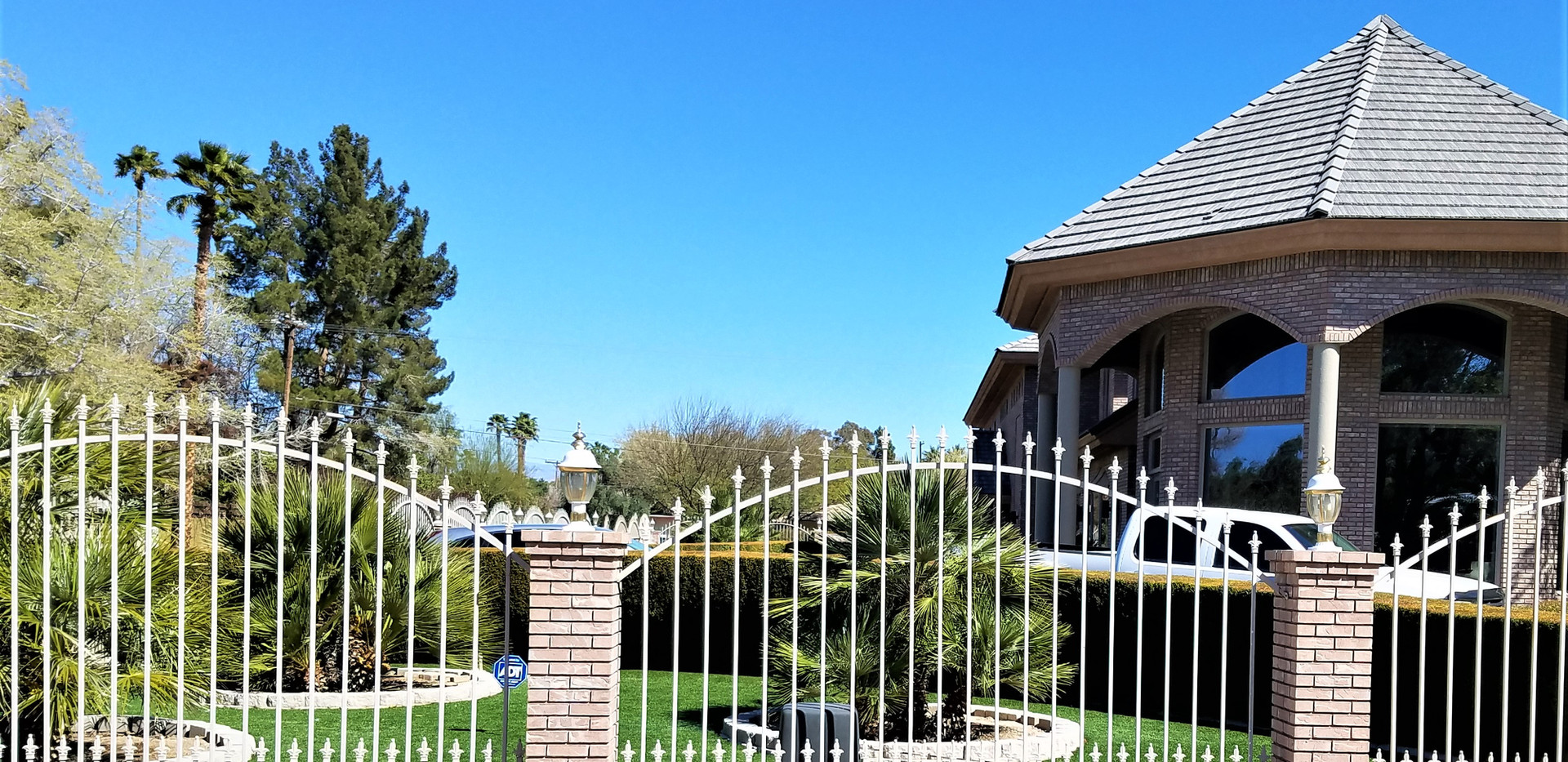 Residential -The Tiberti Fence Company - Las Vegas, Nevada