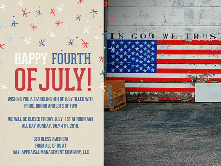 July 4th Closure