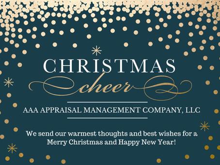 AAA-AMC Holiday Closure