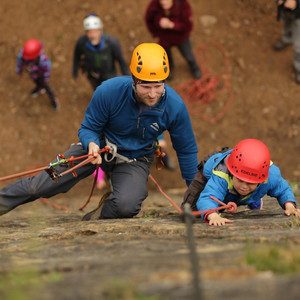 family adventure weekend at mendip activ