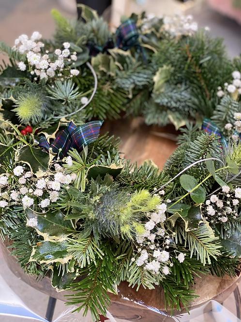 Deluxe Christmas Memorial Wreath