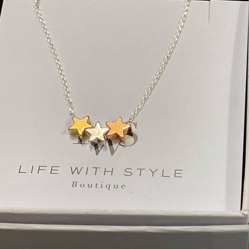 Star Necklace by life with style