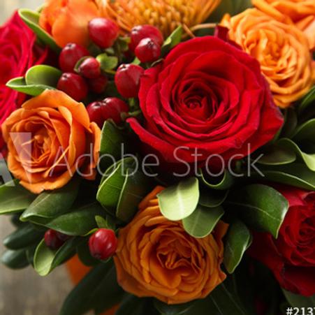 Winter Warmer Bouquet