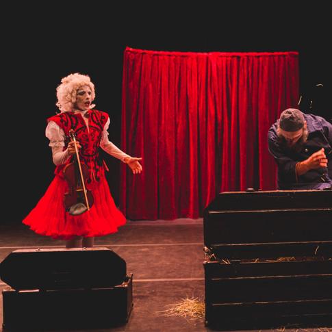 Concerto pour deux clow (França)