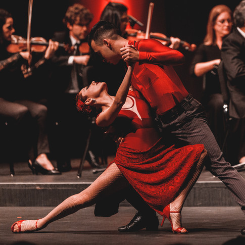 Sinfônica em Concerto | Noite Uruguaia