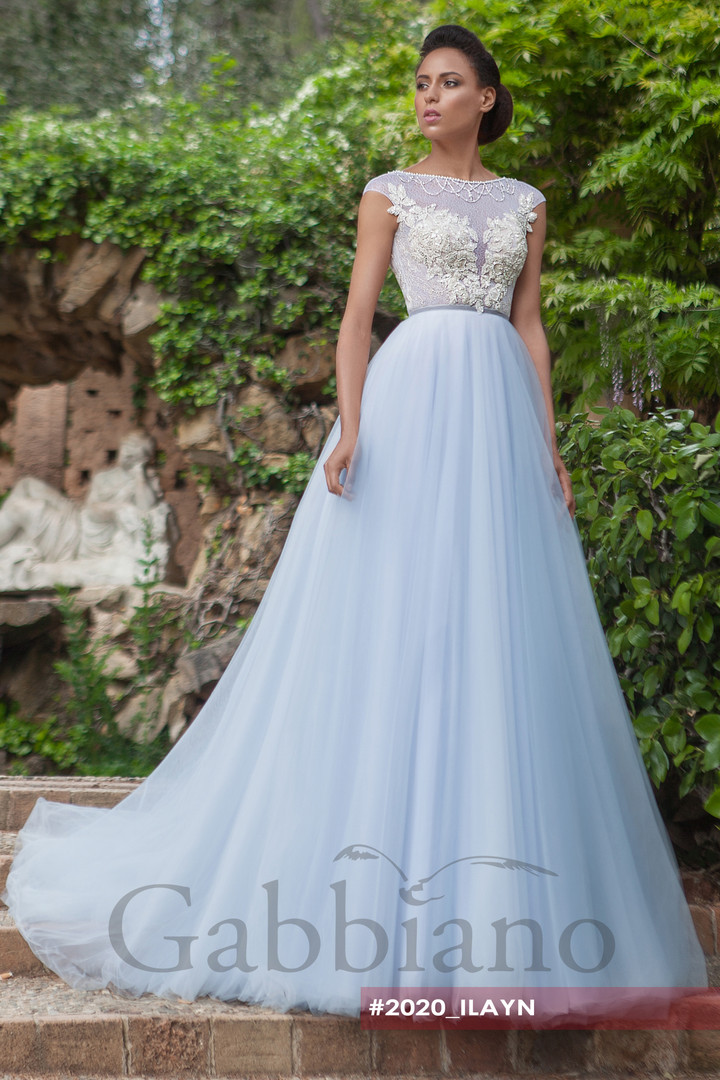 Свадебное платье Илайн от Габбиано