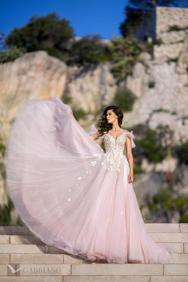 Свадебное платье Зита от Габбиано