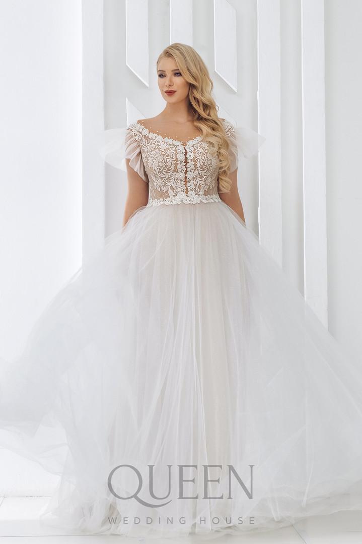 Свадебное платье Кэролайн от Габбиано