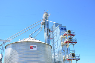 SER BEEF inaugura su planta procesadora de soja