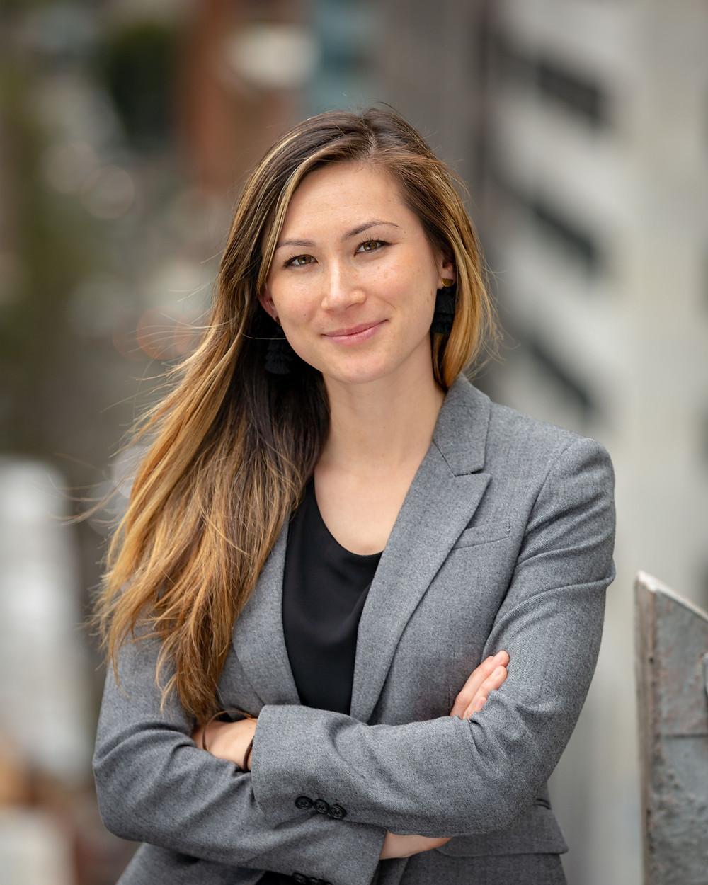 Professional headshot of Erica T. Johnson - Pathloom Advisor and Co-Founder of Modern Health