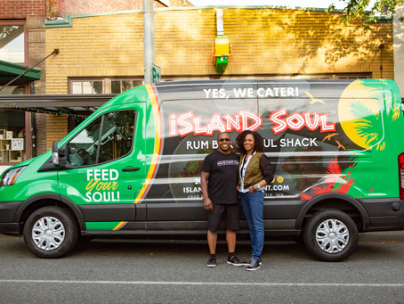 Island Soul Rum Bar & Soul Shack is passing it on with free Caribbean soul food...