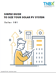 Simple Guide To Size Your Solar PV Syste
