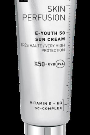 E-Youth 50 Sun Cream