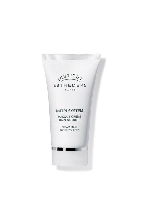 Nutri System - Masque Crème Bain Nutritif