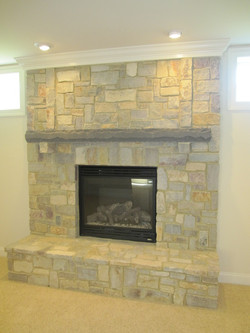 Floor to Ceiling Chilton Rustic -no reds- Building Stone