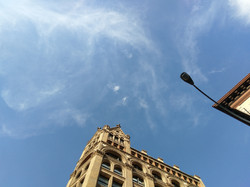 Sky on Broadway and 18th