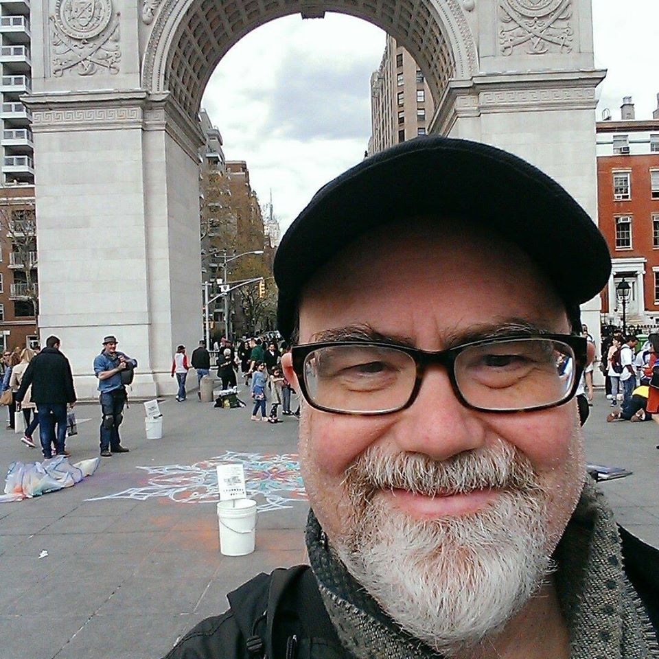 Brian Tom O'Connor WashingtonSquare