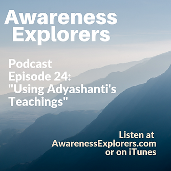 Awareness Explorers episode 24 Using Ady