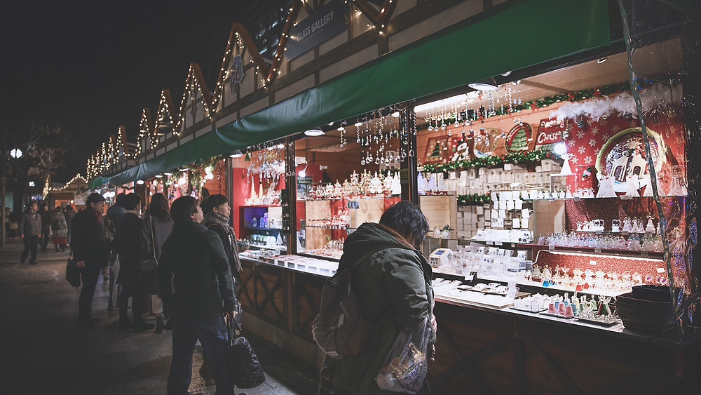 Christmas markets 2020