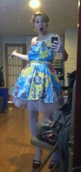 Transformers Dress