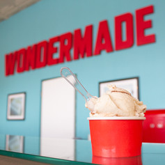 Wondermade Ice Cream | Orlando Food and Product Photography | Sunshine Photography