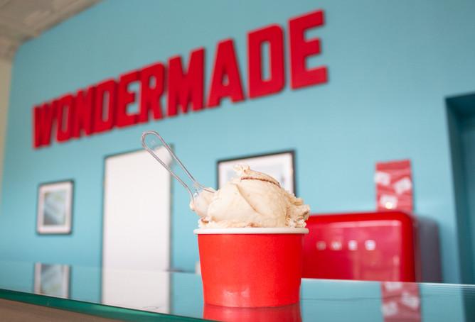 Wondermade Ice Cream | Orlando Food and Product Photography | Sunshine Photography