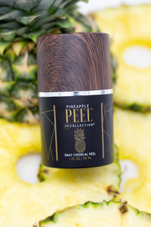 Jo Collection Pineapple Peel | Orlando Product Photography | Sunshine Photography