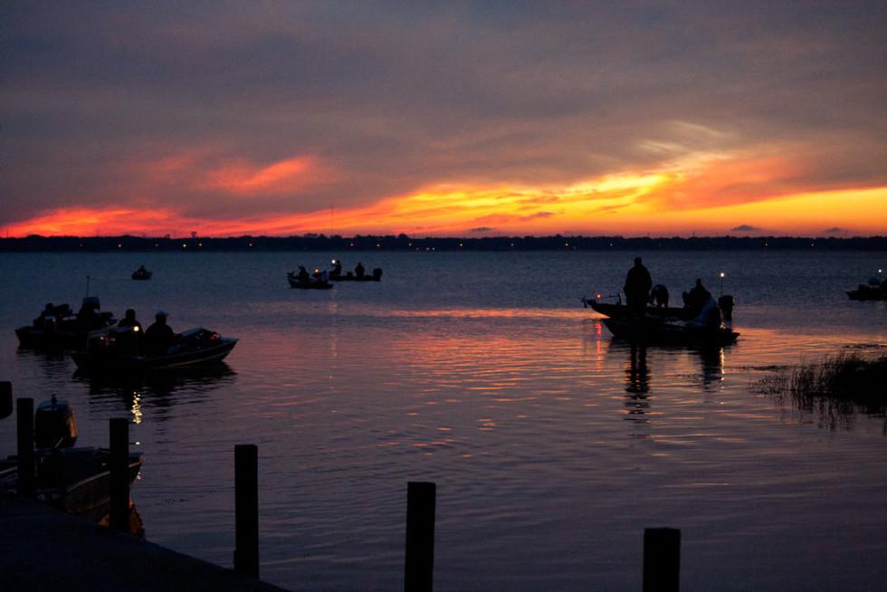 Lakeland Sunset | Orlando Nature Photography | Sunshine Photography