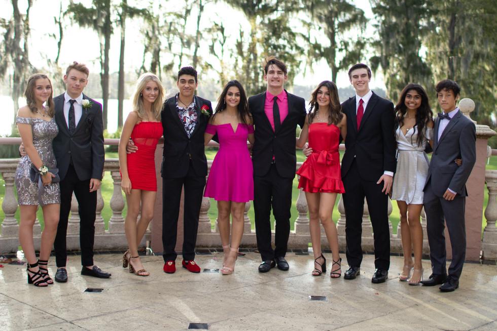 Homecoming | Orlando Event Photography | Sunshine Photography