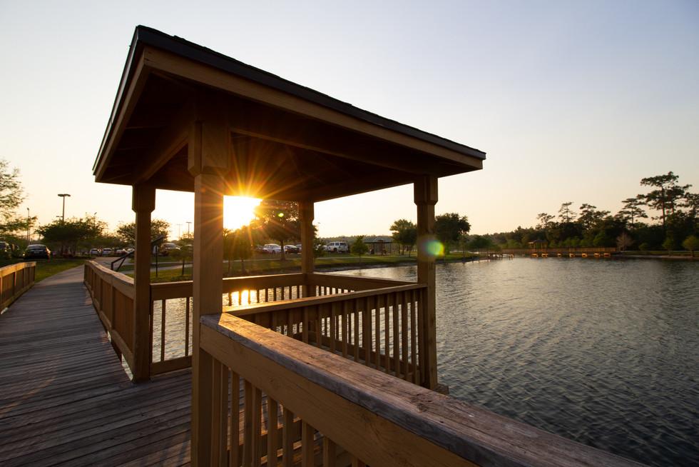 Bear Creek Complex Sunset | Orlando Nature Photography | Sunshine Photography