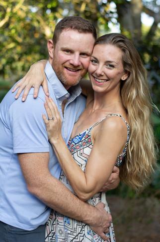Jim and Danielle | Orlando Engagement and Lifestyle Portraits | Sunshine Photography