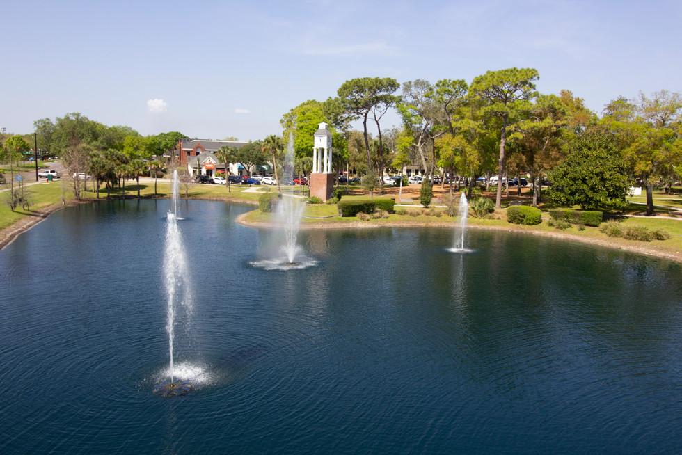 Central Park Lake Mary | Orlando Nature Photography | Sunshine Photography