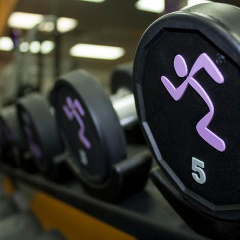 Anytime Fitness | Orlando Business Photography | Sunshine Photography