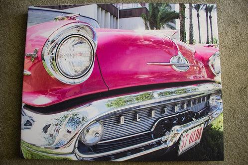 '57 Heaven Canvas