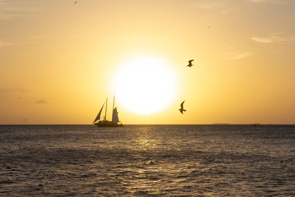 Key West Sunset | Orlando Nature Photography | Sunshine Photography