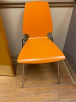 2 Wood IKEA Chairs $10 ea