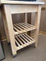 Wooden Cart $10