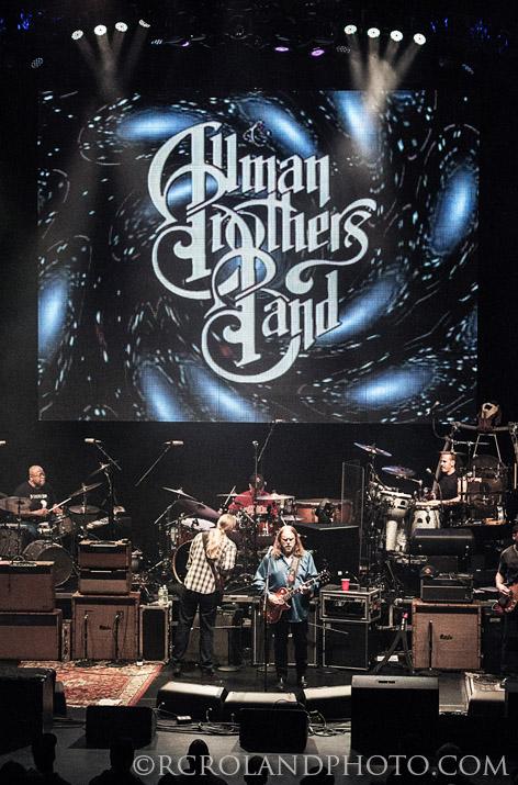 the Allman Bros