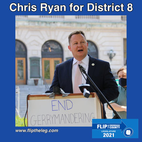 Legislator Profile: Chris Ryan for District 8