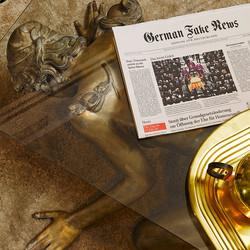 """Tägliche """"German Fake-News"""""""