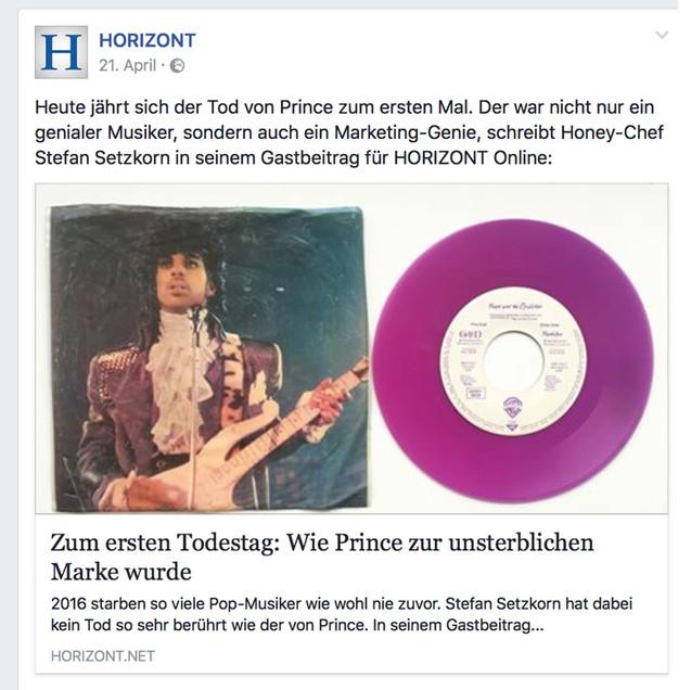 Setzkorn - Prince