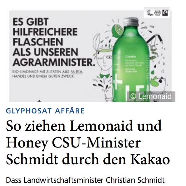 Lemonaid - Setzkorn