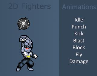 2D Fighter 5