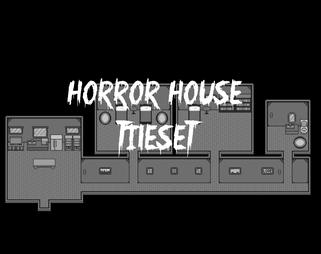 Horror House Tileset