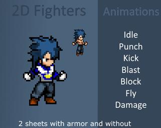 2D Fighter 3