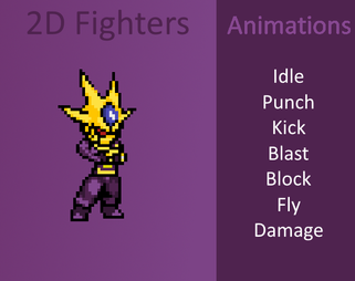 2D Fighter 4
