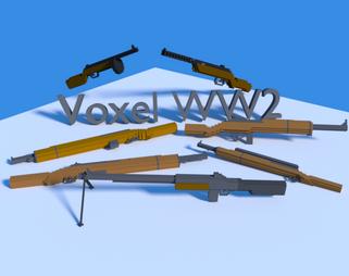 Voxel WW2