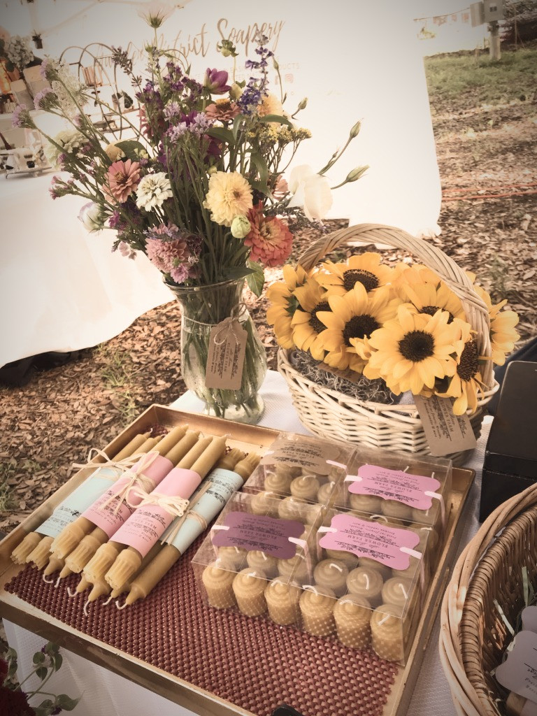 Lafayette Louisiana Fresh-cut Flower Farm