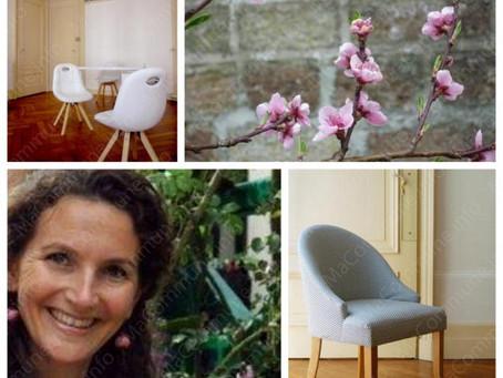 Après une reconversion, elle ouvre son cabinet de sophrologie à Besançon