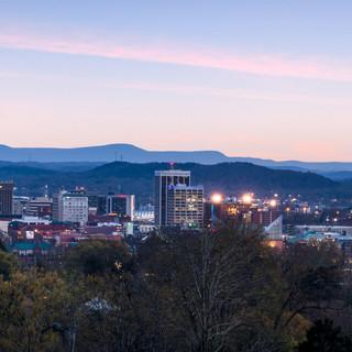 Panoramic View of Chattanooga